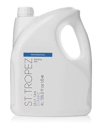 St Tropez Bronzing Mist - 4L  - Professional Spray Tan Solution