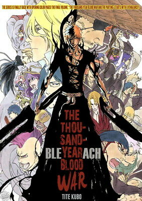 "133 Bleach - Dead Rukia Ichigo Fight Japan Anime 14""x19"" Poster"