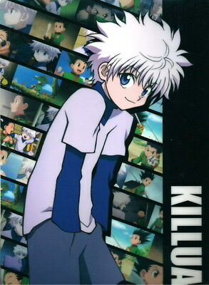 "082 Hunter X Hunter - Neferpitou Gon Killua Fight Anime 14""x19"" Poster"