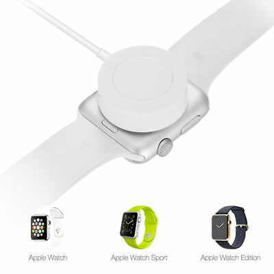 Magnetic Charger Charging Cable For Apple Watch Edition iWatch 38mm & 42mm 1M