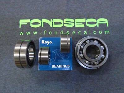 Yamaha Rd350 Ypvs Gearbox, Transmission Koyo Bearing Set Of 4 Save £30 On Srp