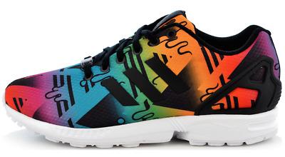 NEU adidas Originals Torsion ZX Flux Sneaker Schuhe EU 42 US 85 UK 8 S75495 WOW