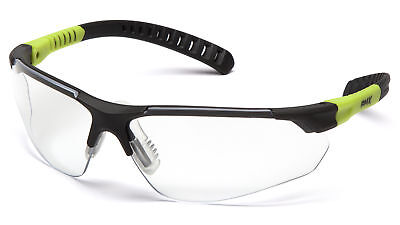 Pyramex Sitecore Safety Eyewear Glasses Clear AF, Grey AF, I/O
