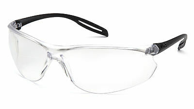 Pyramex Neshoba Lightweight Safety Glasses Eyewear Clear AF, Grey AF, I/O, Amber