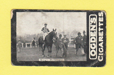 Horse Racing - Ogdens Tabs - Leading Favourites Of The Turf - Messenger - 1901