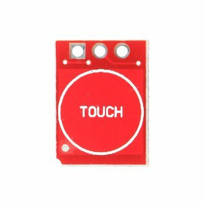 10pcs TTP223 Capacitive Touch Switch Self Locking Button Module Arduino