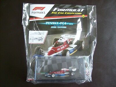 Formula 1 The Car Collection Part 52 Penske PC4 1976 John Watson