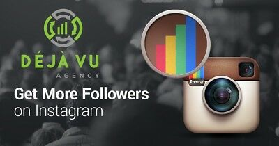 Instagram Marketing  *one month service*