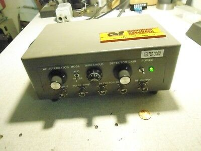 Amplifier Research Model 888 Gated Leveling Preamplifier 0.01-1000MHz