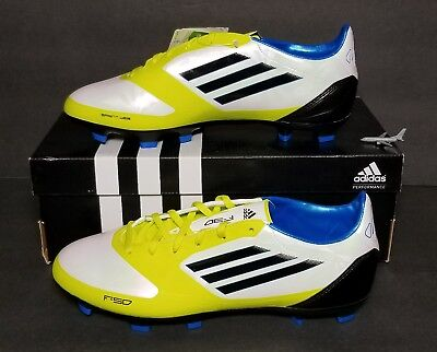 the best attitude 6971a 314c5 Adidas F30 Trx Fg Cleats Mens Multiple Size New In Box V21347