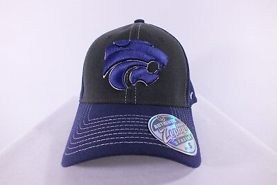 d672181aef9d Kansas State Wildcats Ncaa Adult Flex Fit Size Xl Preshaped Hat By Zephyr  F-51