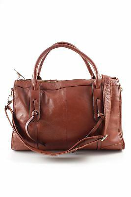 03c15e1bb5224 GEORGES RECH Henkeltasche cognac Casual-Look Damen Tasche Bag Leder Carry  Bag