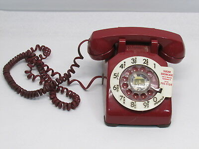 Vintage Bell System Rotary Dial Telephone