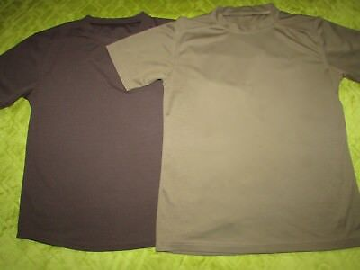 British Army Mpt Self Wicking Combat T-Shirt Brown Or Olive Used Grade 1