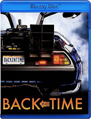 Back in Time [Blu-ray, 2015] Back to the Future Documentary Spielberg Zemeckis