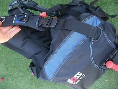 BRAND NEW BOSS ELITE mkii scuba dive diving BC BCD SIZE LARGE