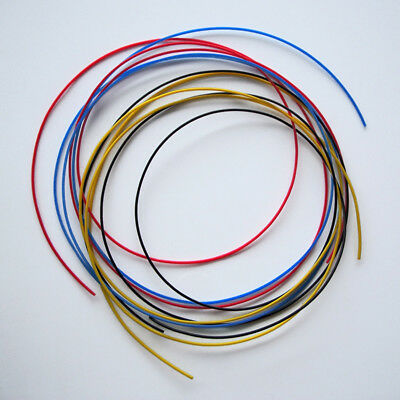PTFE Teflon Tube Tubing Pipe Sleeving 6mm OD x 4mm ID - 3mm Filament 3D Printer