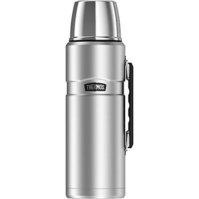 Stainless Glassware & Drinkware King 68 Ounce Vacuum Insulated Beverage Bottle
