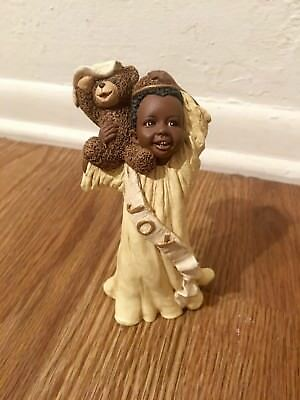All God's Children Martha Holcombe #2503 Demetrious Figurine