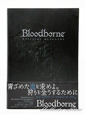 3 - 7 Days | Bloodborne Official Artworks Art Book from JP