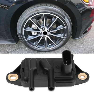 For Ford Mercury Lincoln Mazda Truck Bolt On EGR Pressure Feedback Sensor Black