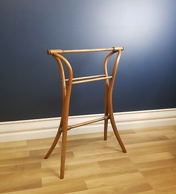 FREE DELIVERY - Very Rare Antique Bentwood Towel Rack Circa 1900
