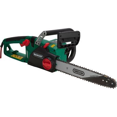 Qualcast YT4353-02 Corded Chainsaw - 2000W - Free 90 Day Guarantee