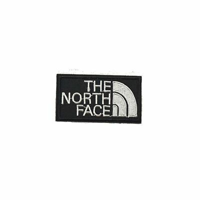 North Face Sports Embroidered Iron On Patch Badge Transfer Biker Jacket Bag Hat