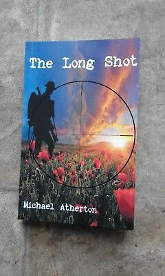 The Long Shot by Mike Atherton (Paperback, 2014)  E35