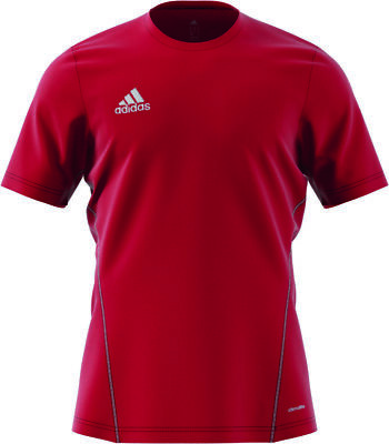 adidas Core 15 Trainings Shirt Senior - rot