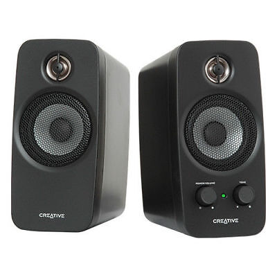Creative In-T10-R3 Inspire T10 2.0 Multimedia Speaker System With Basxport Techn