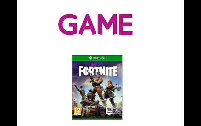 FORTNITE DELUXE FOUNDER'S pack XBox One redeem code