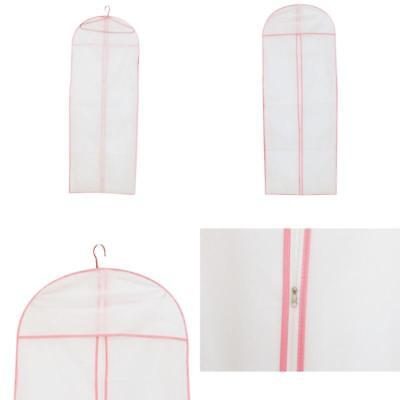 Wedding Gown Garment Bag Breathable Bridal Dress Protector Travel Storage Cover