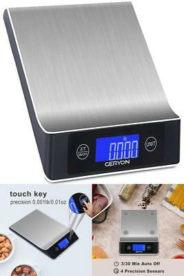 Digital LCD Electronic Kitchen Household Weighing Food Cooking Scales 10KG New