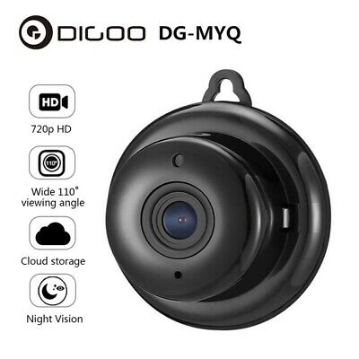 DIGOO P2P ONVIF WiFi Wireless IP Camera IR Night Vision