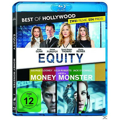 Equity / Money Monster - Best of Hollywood - (Blu-ray)