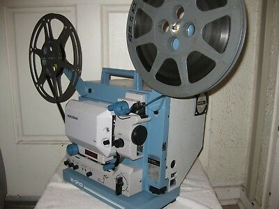 HOKUSHIN  X310 Xenon 16mm projector    just serviced - new lamp