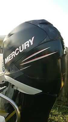 Mercury VERADO outboard decal set 150 hp, complete kit  Marine Vinyl