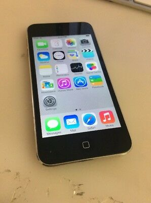 ipod Touch 5th Generation 16gb Used Silver A1509