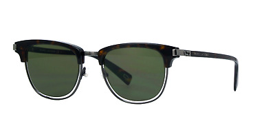 Marc Jacobs Marc 171 S 086QT Sunglasses Dark Havana Ruthenium Frame Green  50mm e6f669be1e44
