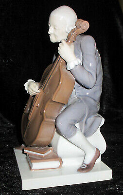"Bing&Grondahl / Royal Copenhagen Figur #2032  ""Cellist"" Top 1. Wahl"