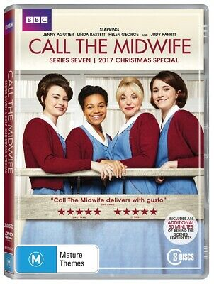 Call the Midwife: S7 Series / Season 7 + Christmas Special DVD R4
