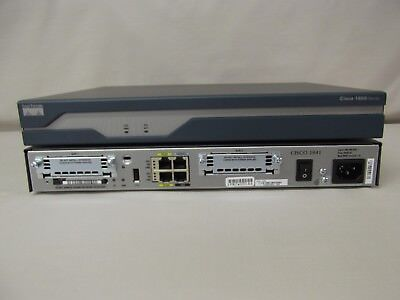 Cisco 1800 series integrated router ( Cisco 1841 V05 with 3G-HSPA) VPN Module