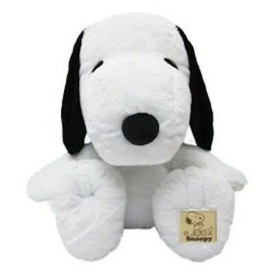 Snoopy Sitting Huge Jumbo Plush Large Soft