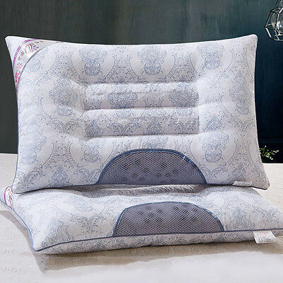 45*70cm Comfortable 3 Function Rectangle Pillows Improved Version Hypoallergenic