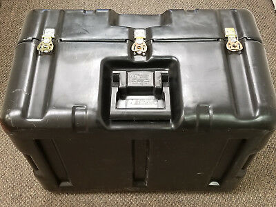 Pelican Hardigg Military Large Transport Storage Tool Case and Box 32 x 21 x 20