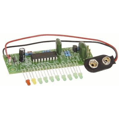 NEW SC2 Project - Sound level meter KJ8212 Assembly Required