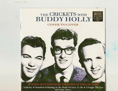 Cover to Cover by Buddy Holly & the Crickets (Rock & Roll) CD