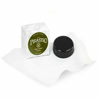Pirastro Oliv / Evah Violin Rosin Well suited for Gut and Evah Pirazzi Strings
