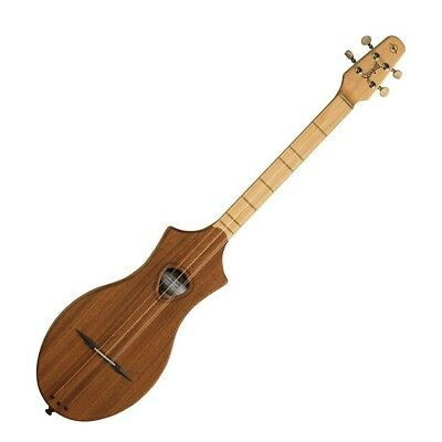 Seagull M4 Mahogany EQ 4-String Diatonic Acoustic Dulcimer Guitar  Built-In EQ